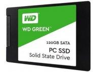 WESTERN DIGITAL 120GB 2.5'' SATA III WDS120G2G0A Green SSD
