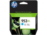 HP 953XL High Yield Cyan Original Ink Cartridge F6U16AE
