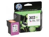 HP 302XL High Yield Tri-color Original Ink Cartridge F6U67AE