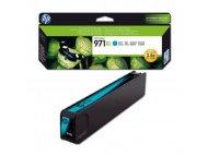 HP No. 971XL Cyan Ink Cartridg CN626AE
