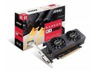 MSI AMD Radeon RX 550 4GB 128bit RX550 4GT LP OC