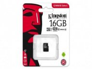 KINGSTON MICRO SD 16GB KINGSTON bez adaptera SDCS/16GBSP