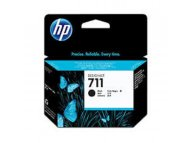 HP No.711 80ml Black Designjet Ink Cartridge CZ133A