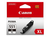 CANON InkJet Cartridge CLI-551XL Black