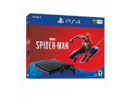 SONY PlayStation PS4 1TB Bundle Spider-man