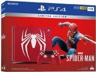 SONY PlayStation PS4 1TB Bundle Spider-man Special Edition