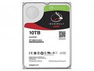 SEAGATE 10TB 3.5'' SATA III 256MB ST10000VN0004 Ironwolf Guardian HDD