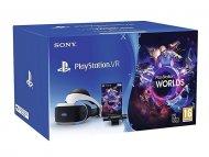 SONY Playstation VR + Camera + VR Worlds