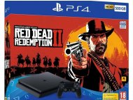 SONY PlayStation PS4 500GB + Red Dead Redemption 2