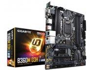 GIGABYTE B360M D3H rev.1.0