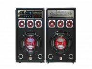 UBIT TS-215 TANZEN FM/SD/USB/Bluetooth/2 Wireless MIC, 120W