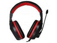 MARVO Slušalice H8321 gejmerske sa mikrofonom crno/crvene
