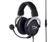 KINGSTON Gaming slusalice CLOUD SILVER HX-HSCL-SR/NA