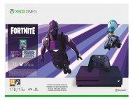 MICROSOFT XBOXONE S Console 1TB Gradient Purple + Fortnite + 1 Month XBOX Live Gold