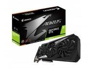 GIGABYTE NVidia AORUS GeForce GTX 1660 Ti 6GB 192bit GV-N166TAORUS-6GD