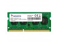 ADATA SODIMM DDR3 8GB 1600MHz ADDS1600W8G11-S