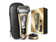BRAUN 9399PS Gold Solo brijač