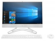 HP HP All-in-One 22-c0014ny,  J5005, 4GB, 256GB, 21,5'' FHD, DVD-Writer, Win10 Home 64, Snow White (5VZ61EA)