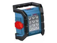 BOSCH PLAVI ALAT Akumulatorski led reflektor Solo Bosch GLI 18V-1200 C; bez baterije i punjača (0601446700)