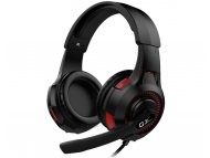 GENIUS HS-G600V slušalice sa mikrofonom i vibracijom crne