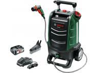 BOSCH zeleni alat Fontus; 18V, 15bar, Akumulatorski perač pod visokim pritiskom
