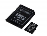 KINGSTON MICRO SD 16GB + SD adapter, SDCS2/16GB