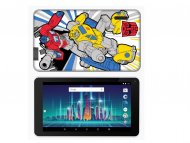 ESTAR Themed Tablet Transformers 7'' ARM A7 QC 1.3GHz/1GB/8GB/0.3MP/WiFi/Android 7.1 (ES-TH2-TRANSFORM-7.1)