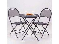 OSTALI Balkon set metalni- sto + 2 stolice