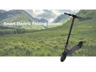 UBIT H8501 Roller, električni trotinet