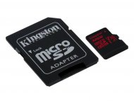 KINGSTON MICRO SD 32GB + SD adapter SDCR/32GB