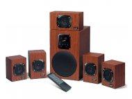 GENIUS SW-HF5.1 4800 v2 wood zvučnici