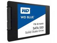 WESTERN DIGITAL 1TB 2.5 SATA III, WDS100T2B0A Blue