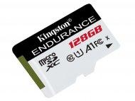 KINGSTON MicroSDXC 128GB Class 10 U1 UHS-I, 95MB/s-45MB/s, SDCE/128GB