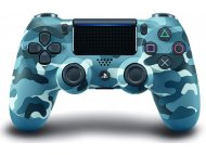 SONY PS4 Dualshock Blue Camouflage