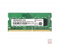 TRANSCEND DDR4 SO-DIMM 16GB Transcend 2666MHz, CL19 (JM2666HSE-16G)