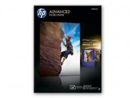 HP Advanced Glossy Photo Paper 250 g/m2-13 x 18 cm borderless/25 str.[Q8696A]
