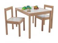 BIENWOOD BIE6001 Deciji set 2 stolice + sto