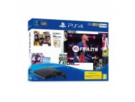 PLAYSTATION PS4 500GB F Chassis Black + FIFA 21