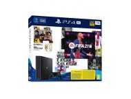 PLAYSTATION PS4 1TB PRO G chassis + FIFA 21 + DS4