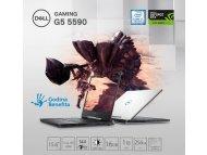 DELL G5 5590 (15.6'' FHD 144Hz 300nits i7-9750H 16GB 1TB 256GB SSD GeForce GTX 1660Ti 6GB)