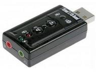 E-GREEN USB 7.1 ZVUCNA KARTICA