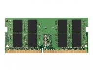 KINGSTON SODIMM DDR4 16GB 2666MHz KVR26S19S8/16BK