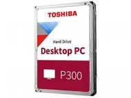 TOSHIBA 4TB 3.5'' SATA III 128MB 5.400rpm HDWD240UZSVA P300 series bulk