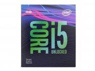 INTEL Core i5-9600K, 14nm, LGA1151, 6-Cores, 3.70GHz, 9MB, Box