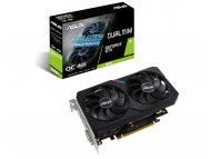 ASUS NVidia GeForce GTX 1650 4GB 128bit DUAL-GTX1650-O4GD6-MINI