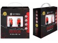 STARK Kabl HDMI M-M pozlaćen 4K(Ultra HD),pleteni sa zaštitom od 4 sloja 5m