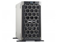 DELL PowerEdge T340 Xeon E-2224 4C 1x16GB H330 1x600GB SAS DVDRW 495W (1+0) 3yr NBD