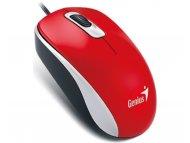 GENIUS DX-110 USB Optical crveni miš
