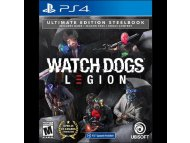 UBISOFT ENTERTAINMENT PS4 Watch Dogs: Legion - Ultimate Edition