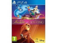 Disney Interactive PS4 Disney Classic Games: Aladdin and The Lion King